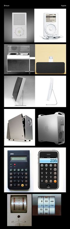 Design History: Dieter Rams style in Apple products