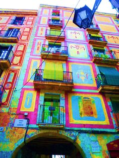 Barcelone, carrer dels Carders.