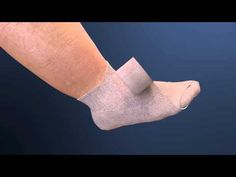 3M™ Coban™ 2 Toe Boot Application - YouTube