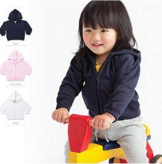 Zip through hoodie - can be personalised Hooded Sweatshirts, Hoodies, Baby Strollers, Stitch, Children, Zip, Baby Prams, Young Children, Sweatshirts