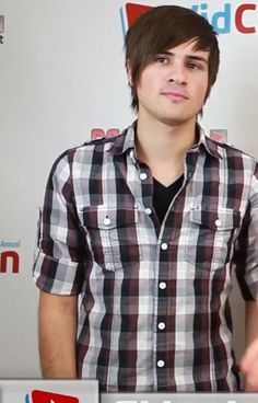 Anthony Padilla. Glob almighty. Just. Just. I can't. Even. *fangirlgasm*
