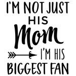 Silhouette Design Store: Im Not Just His Mom Phrase - Boymom Shirt - Ideas of Boymom Shirt - Son Quotes From Mom, Mother Son Quotes, My Children Quotes, Mommy Quotes, Quotes For Kids, Funny Quotes, Child Quotes, Daughter Quotes, Family Quotes
