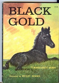 Black Gold, by Marguerite Henry.