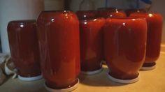 Πώς να φτιάξεις σάλτσα ντομάτας - Κονσέρβα στο σπίτι The Kitchen Food Network, Can Jam, Vegan Recipes, Cooking Recipes, Fruit Preserves, Canning Tips, Different Recipes, Food Network Recipes, Food Hacks