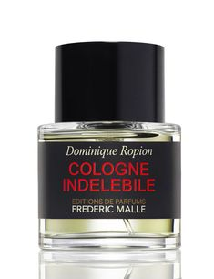 Frederic Malle Cologne Ind&l&bile Perfume, oz./ 50 mL Perfume Scents, New Fragrances, Perfume Bottles, Frederic Malle Perfume, Best Womens Perfume, Long Lasting Perfume, Cosmetics & Perfume, Image, Beauty Ideas