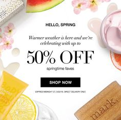 Goodbye winter and hello savings! Are you having a spring blizzard like we are in Colorado? Stay safe and warm! Shop from home! Buy Avon online TODAY with 50% OFF!  http://thinkbeautytoday.com/avon-2016-brochures/avon-catalogs/ #Sales #Makeup #avonrep