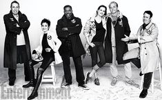 'Ghostbusters' Cast: Now - All Of The Best Movie Cast Reunion Photos - Photos It Movie Cast, It Cast, Ernie Hudson, Skottie Young, Robert Mcginnis, Ghost Busters, Cosplay, Entertainment Weekly, Costumes
