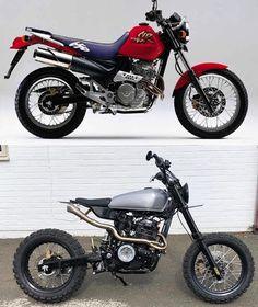 """Greyhound"" SLR 650 / Thornton Hundred Motorcycles - Enduro / Scrambler / Tracker - Motos Honda Dominator, Honda Scrambler, Scrambler Motorcycle, Tracker Motorcycle, Scooter Motorcycle, Moto Bike, Women Motorcycle, Brat Bike, Cafe Racer Bikes"