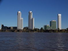 Ciudad Rivera - Rosario, Argentina San Francisco Skyline, New York Skyline, Feelings, World, Travel, Argentina, Salta, Crib, Rosaries