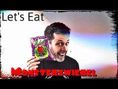 Let's Eat Monster Munch Pickled Onion - SweetsChecker - Süßigkeiten test /// Heute wieder ein Produkt von der Firma Walkers: Munster Munch mit der Geschmacksrichtung Pickled Onion. Vor einigen Wochen, hatte ich schon einmal die Munster Munch vorgestellt und fand die so gut, das ich mir noch eine Tüte bestellt hatte. Können die Monster aus England überzeugen? Schaut selbst.