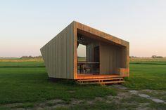 Gallery of Trek-In Hicker's Cabins / MoodBuilders + Kristel Hermans Architectuur - 2