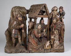 The Adoration of the Shepherds Utrecht, ca. 1490-1500. Utrecht, Museum Catharijneconvent, ABM bh275