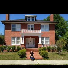 Peyton's house. OTH. Don't hate.