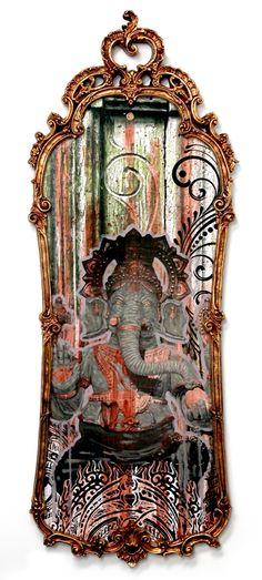 """""""Beginnings"""" by Anthony Granato  www.anthonygranato.com  ganesh ganesh ganesh"""