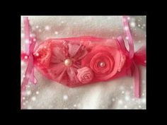 TOP10 handmade ribbon headbands for little girls - YouTube