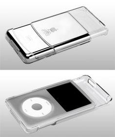 iPod Classic Case: CapsuleClassic- School of Hard Knox Ipod Classic, Materialistic, Electronic Devices, Techno, School, Board, Accessories, Techno Music, Planks