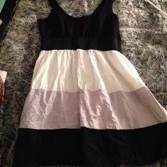 Rue 21 tank Black, white and grey tank.  Super cute with leggings. Rue 21 Tops Tank Tops