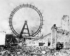 Austria, Austro Hungarian, Foto Art, Vienna, Ferris Wheel, World War, Celtic, Medieval, Past