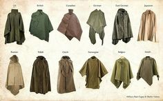 50 Ideas For Medieval Fantasy Art Character Inspiration Design Reference Larp, Mode Alternative, Post Apocalyptic Fashion, Post Apocalyptic Clothing, Post Apocalyptic Costume, Post Apocalyptic Art, Rain Cape, Outfits Damen, Medieval Clothing