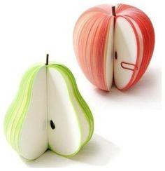 fruit memo paper by D-BROS