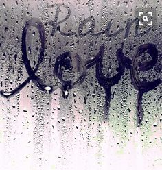 Rain love which I do love especially at dark, naked with a guy. Something about it all is just so wonderful.