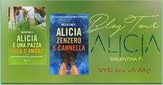 BlogTour Alicia di Valentina F. --->> Sesta Tappa: Recensione Alicia e una pazza fuga d'amore