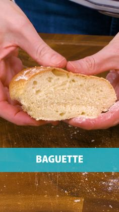 Fast baguette as perfect as the original from the Thermomix® - A baguette always works. Especially when it comes as a quick baguette in a few minutes. How easy is - Easy Strawberry Desserts, Quick Easy Desserts, Desserts For A Crowd, Food For A Crowd, Quick Easy Meals, Dessert Cake Recipes, Dessert Bread, Breakfast Dessert, Healthy Dessert Recipes