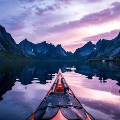 Kayak Photography by Tomasz Furmanek