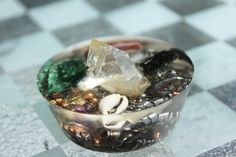 High-Quality Reiki infused Orgonite (Orgone Energy Regulator) by FreeTheMindCrystals on Etsy