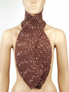 PROTOTYPE COLOR SAMPLE SALE $45 with free shipping in the U.S. on protoptype color samples of the original patented Cartesian® scarf.  Cocoa | Marshmallow Stay Warm, Marshmallow, Merino Wool, Cocoa, Looks Great, Free Shipping, The Originals, Elegant, How To Wear