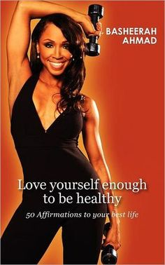 Basheerah is awesome! She's in so many of Jillian Michael's videos and she is inspiring! Can't wait to read her book.