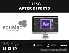 #eduMac Curso de #AfterEffects