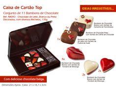Desenvolvemos para si deliciosas Figuras e Bombons de chocolate!  Conheça em http://www.mysweets4u.com/pt/?o=1,5,44,49,2,0