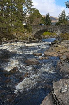 """"""" Killin, Scotland """" ~ Beauty and Serenity all rolled into one....<3 ~"""