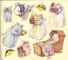 The Bushy Tail Family clothes page #1 ..............   ................................♥...Nims...♥