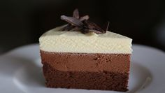 Tort Madagascar,trei feluri de ciocolata,fara coacere