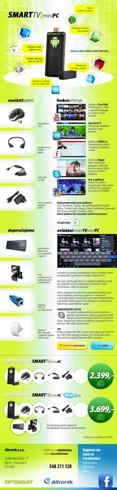 Opensat smart TV newsletter