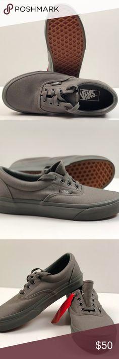 585d43a59c Vans Era Tonal Gargoyle Fashion Sneakers. Vans Era Tonal Gargoyle Fashion  Sneakers. Condition  New with box. Size  Women s 7.5
