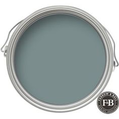 Find Farrow & Ball Eco Oval Room Blue - Exterior Matt Masonry Paint - at Homebase. Visit your local store for the widest range of paint & decorating products. Exterior Masonry Paint, Art Room Doors, Oval Room Blue, Eggshell Paint, Rainbow Painting, Simple Interior, Farrow Ball, Colour Schemes, House Painting