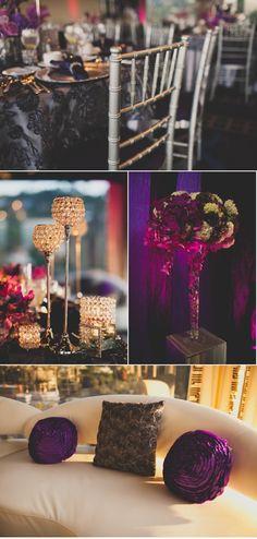 purple @Amy Martin Santiago OMG!!! purple lace on the table??? haha