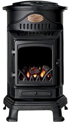 Ventless Free Standing Gas Heater With Blower Comfort