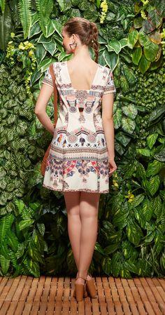 Vestido Pequenos Faraós | Lookbook | Antix Store