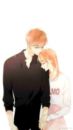 Love like cherrh blossom best dp for all in 2019 пары аниме, Anime Amor, Anime Cupples, Romantic Anime Couples, Cute Anime Couples, Anime Couples Drawings, Anime Couples Manga, Anime Girls, Manga Couple, Anime Love Couple