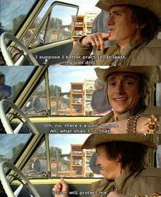 Oliver. I love Richard Hammond. Unbelievably.