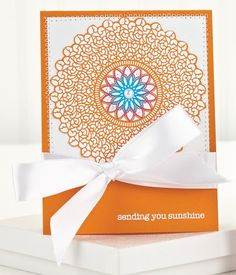 Sending You Sunshine Card by @Windy Robinson
