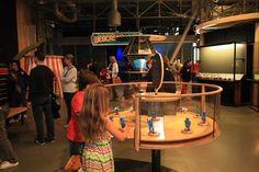 Exploratorium hands-on fun museum