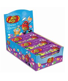 Look+what+I+found+on+#zulily!+1-Oz.+Happy+Easter+Bunny+Corn+Jelly+Bean+Box+-+Set+of+30+#zulilyfinds