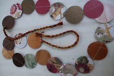 Kettingen Washer Necklace, Jewelry, Jewlery, Jewerly, Schmuck, Jewels, Jewelery, Fine Jewelry, Jewel
