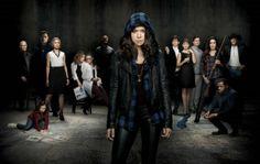 Elenco da segunda temporada de 'Orphan Black'.