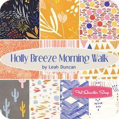 Holly Breeze Morning Walk Fat Quarter BundleLeah Duncan for Art Gallery Fabrics - Art Gallery Fabrics | Fat Quarter Shop